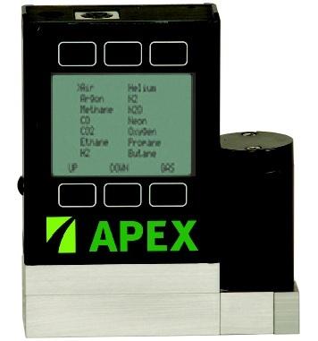 apex vacuum mass flow controller