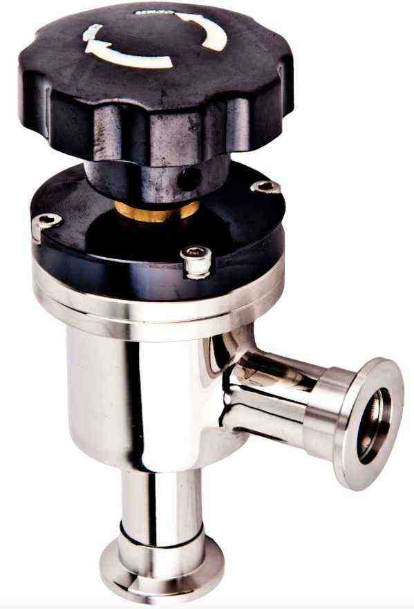 ISO Flange valve