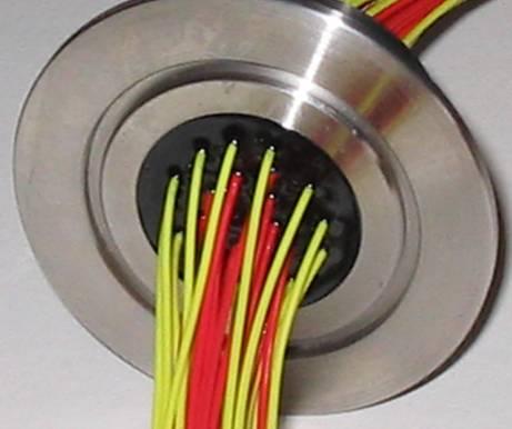 Wire Seal Feedthrough Vacuum Or Glovebox Feedthrough